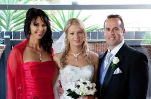 Wedding Hair and Makeup Artist Brisbane 1