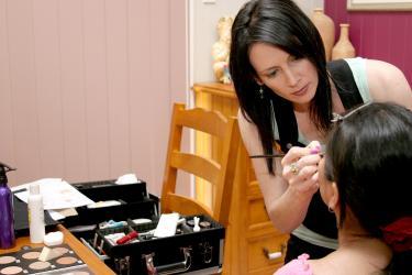 Melissa Coleman Wedding and Bridal Makeup Artist Brisbane